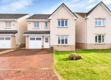 Thumbnail 4 bed detached house for sale in Langton Grove, East Calder, Livingston, West Lothian