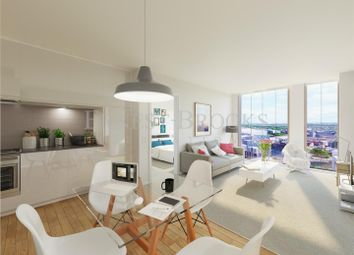 Thumbnail 2 bed flat for sale in Hadrians Tower, Newcastle Upon Tyne