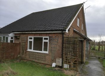 Thumbnail 1 bed semi-detached house to rent in Blackmore Road, Shaftesbury