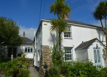 Thumbnail 4 bed cottage for sale in Bowling Green Cottage, Wendron, Nr Helston, Cornwall