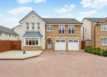 Thumbnail 5 bed detached house for sale in 4 South Chesters Court, Bonnyrigg