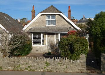 Thumbnail 3 bed bungalow for sale in Victoria Avenue, Swanage