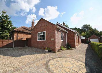 Thumbnail 3 bed detached bungalow for sale in Sandy Lane, Taverham, Norwich