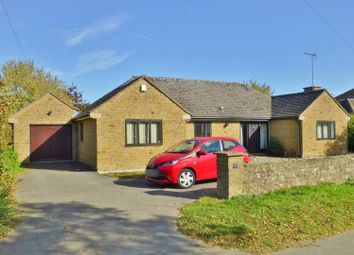 Thumbnail 3 bed detached bungalow for sale in Seaton Road, Glaston, Oakham