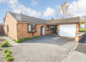 Thumbnail 3 bed detached bungalow for sale in Garland, Rothley, Leicester