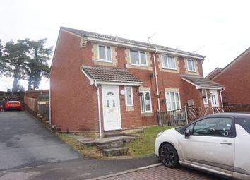Thumbnail 3 bed semi-detached house for sale in Y Cedrwydden, Blackwood, Caerphilly
