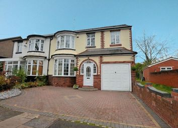 Thumbnail 4 bed semi-detached house for sale in Albert Road, Oldbury