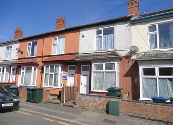 Thumbnail 4 bed terraced house to rent in Welland Road, Coventry