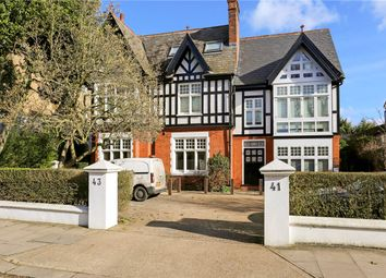Thumbnail 2 bed flat for sale in Grove Park Road, Chiswick, London