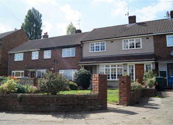 Thumbnail 4 bedroom terraced house for sale in Hertford Road, Barnet