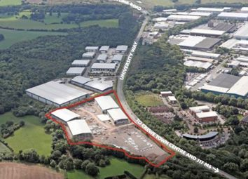 Thumbnail Light industrial for sale in Unit 1 Apollo Park, University Way, Crewe, Cheshire