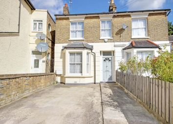 Thumbnail 3 bedroom semi-detached house for sale in Canning Crescent, London