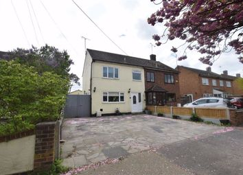 Thumbnail 4 bed semi-detached house for sale in Elder Avenue, Wickford, Essex