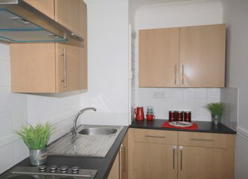Thumbnail 2 bed flat to rent in Hallcourt Crescent, Cannock