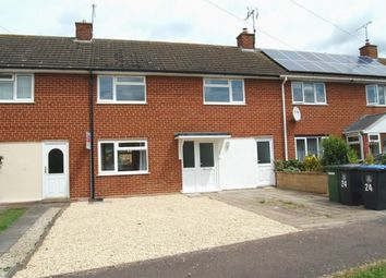 Thumbnail 3 bed terraced house to rent in Arrow Crescent, Alcester