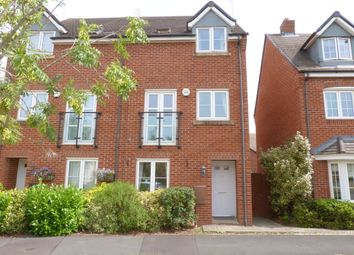 Thumbnail 3 bed semi-detached house for sale in Trafalgar Road, Tewkesbury