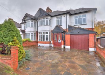 4 bed semi-detached house for sale in Deyncourt Gardens, Upminster RM14