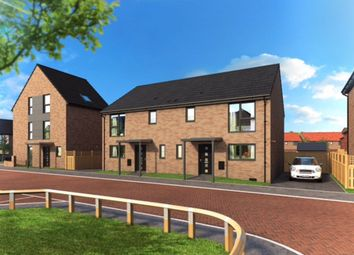 Thumbnail 3 bed semi-detached house for sale in Blossom Campsall Road, Askern, Doncaster