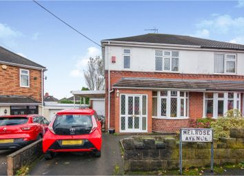 3 bed semi-detached house for sale in Melrose Avenue, Sneyd Green, Stoke-On-Trent ST1