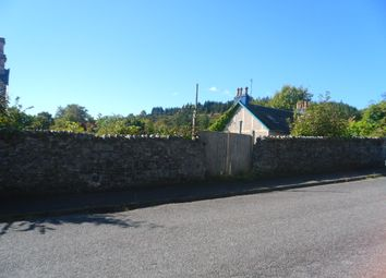 Thumbnail Land for sale in Nelson Street, Dunoon
