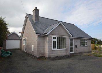Thumbnail 3 bedroom bungalow for sale in Building Plots Nr Gwynfryn, Llwyngwril, Gwynedd
