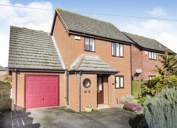 Thumbnail 3 bedroom detached house for sale in The Chase, Leverington Road, Wisbech