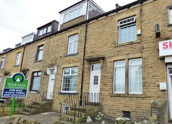 Thumbnail 3 bedroom terraced house for sale in Parkside Road, West Bowling, Bradford