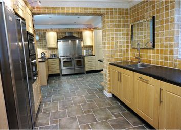 Thumbnail 4 bed detached house for sale in Stockham Lane, Runcorn