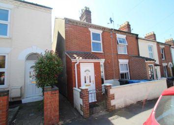 Thumbnail 3 bed terraced house for sale in Clarke Road, Norwich