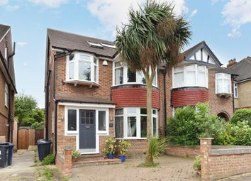 Thumbnail 4 bed semi-detached house to rent in Brookfield Avenue, London