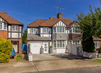Thumbnail 4 bedroom semi-detached house to rent in Hollington Crescent, New Malden