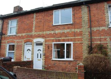Thumbnail 3 bed terraced house for sale in Carnarvon Road, Reading