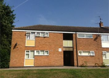 Thumbnail 2 bedroom maisonette to rent in Glamorgan Close, Coventry, West Midlands