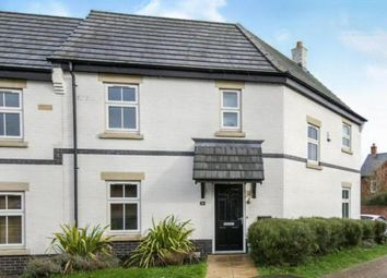 Thumbnail 3 bed semi-detached house for sale in Merttens Drive, Rothley, Leicester, Leicestershire