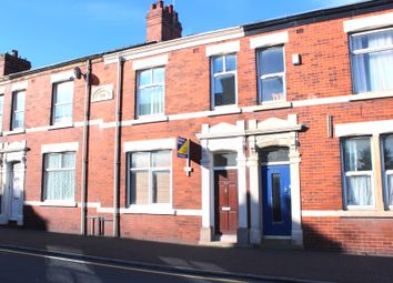 Thumbnail 4 bedroom terraced house to rent in Plungington Road, Fulwood, Preston