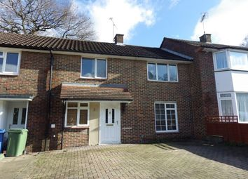 Thumbnail 3 bed terraced house to rent in Manston Drive, Bracknell