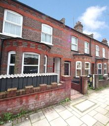Thumbnail 3 bed terraced house for sale in Clarendon Road, Luton