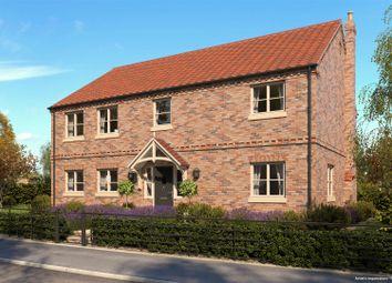 Thumbnail 4 bed detached house for sale in Brindley Grove, Sutton-Cum-Lound, Retford