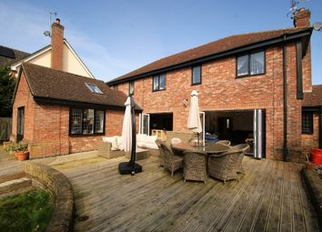 Thumbnail Detached house to rent in Rectory Drive, Farnham, Bishop's Stortford