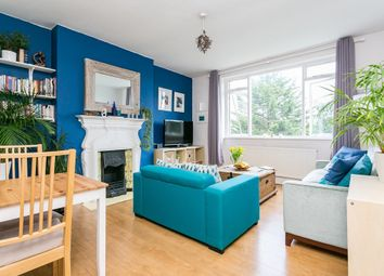 Thumbnail 2 bed flat for sale in Overhill Road, London