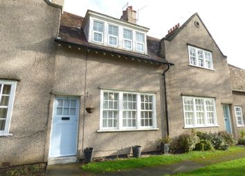 Thumbnail 2 bed terraced house for sale in Central Road, Port Sunlight, Wirral