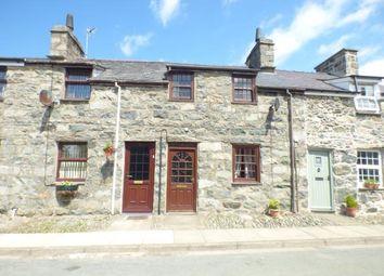 Thumbnail 2 bed terraced house for sale in Tai Newyddion, Llanystymdwy, Criccieth, Gwynedd