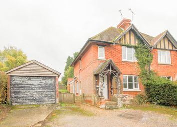 Thumbnail 2 bed semi-detached house for sale in North Lane, West Tytherley, Salisbury