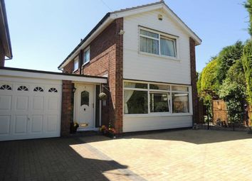 Thumbnail 3 bed link-detached house for sale in Marlborough Close, Marple, Stockport