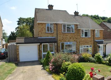 Thumbnail 3 bed semi-detached house to rent in Marys Mead, Hazlemere