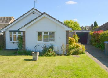 Thumbnail 3 bed detached bungalow for sale in Hertford Road, Clare, Sudbury