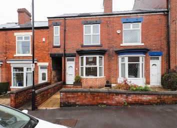 Thumbnail 3 bed terraced house for sale in Woodseats House Road, Sheffield