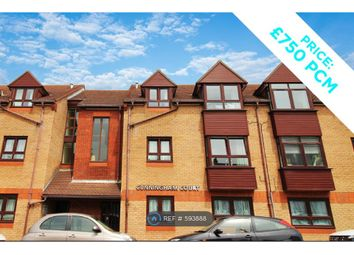 Thumbnail 2 bed flat to rent in Cunningham Court, Southsea