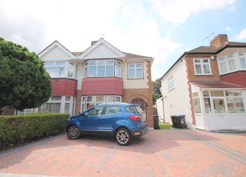 3 bed semi-detached house for sale in The Fairway, London N13