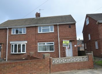 Thumbnail 2 bed semi-detached house for sale in Ridlington Way, Hartlepool